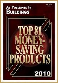 Final Flat Roof (FFR) was name one of the Top Money Saving Products for 2010 by Buildings Magazine!